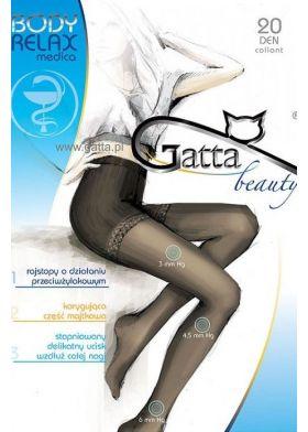 Kompresné pančušky GATTA Body Relax Medica 20 DEN