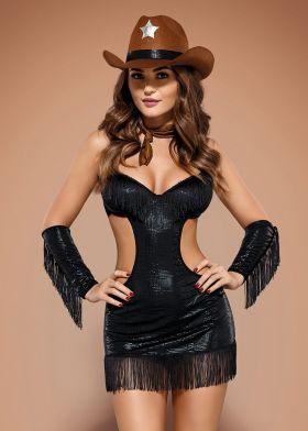 Sexy kostým OBSESSIVE Sheriffia