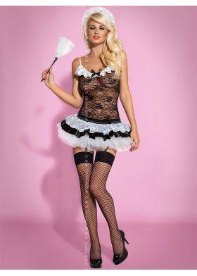 Sexy kostým OBSESSIVE Housemaid