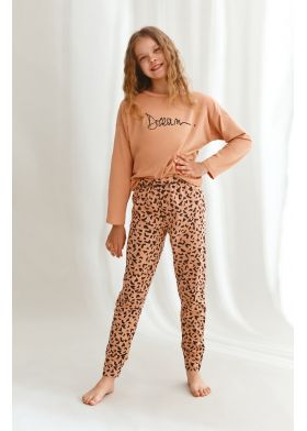 Dievčenské pyžamo TARO Suzan 2618 146-158 Z22