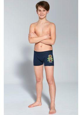 134-164 chlapčenské boxerky CORNETTE Young Boy 700/110 Mask