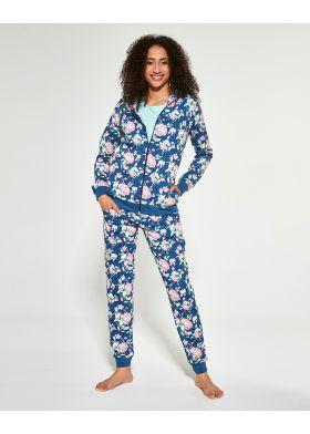 Dámske trojdielne pyžamo CORNETTE 355/291 Julie