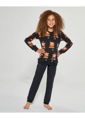 Dievčenské pyžamo CORNETTE Kids Girl 996/148 Bear