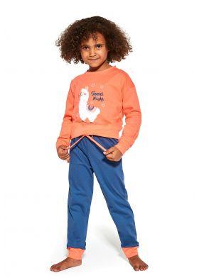 Detské pyžamo CORNETTE Young Girl 470/144 Good Night 134-164