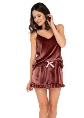 Dámske krátke pyžamo BABELLA Audrey
