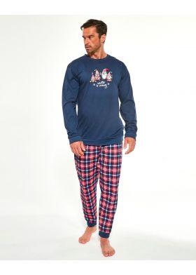 Pánske pyžamo CORNETTE 115/175 Gnomes