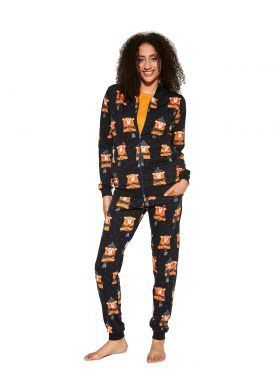 Dámske trojdielne pyžamo CORNETTE 465/292 Bear 2