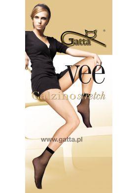 Silonkové dámske ponožky GATTA Vee Stretch (2 páry)