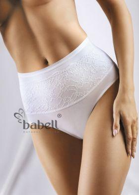 Bavlnené sťahovacie nohavičky BABELL BBL 069