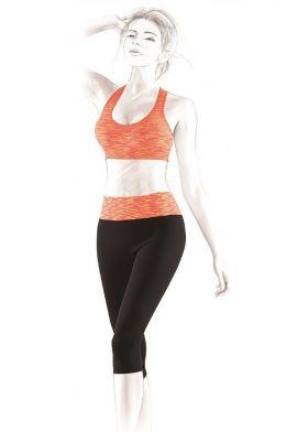 Dámske legíny GATTA Active Sport Leggings
