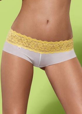 DUO PACK OBSESSIVE Lacey Shorties a tanga