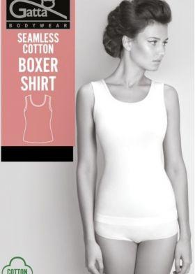 Bezšvové bavlnené tielko GATTA Boxer shirt 2400S