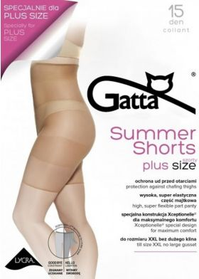 Silonkových šortky GATTA Summer shorts 15 DEN