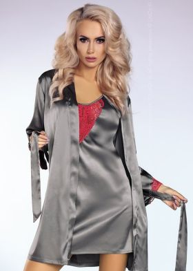 Luxusní komplet LivCo CORSETTI Platinum-Red