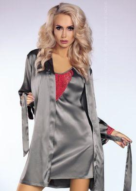 Luxusný komplet LivCo CORSETTI Platinum-Red