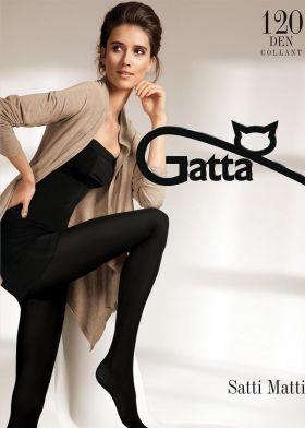 Dámske silonky GATTA Satti Matti 120 DEN
