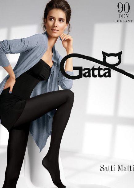 Dámske silonky GATTA Satti Matti 90 DEN
