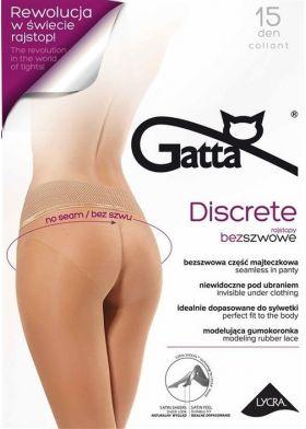 Bezšvové silonky GATTA Discrete