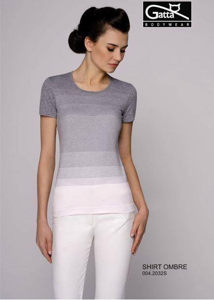 Dámske tričko GATTA Ombre 42032