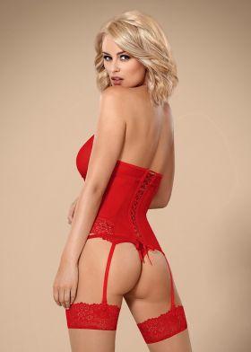 439aa39f3ba3 Romantický korzet OBSESSIVE Etheria corset
