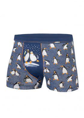 Pánske boxerky CORNETTE Penguins 007/43