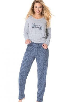 Dámské pyžamo ROSSLI 1075