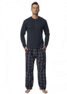 Pánske pyžamo ROSSLI 122