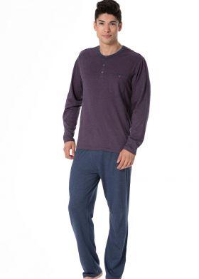 Pánske pyžamo ROSSLI 102