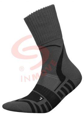 Trekingové ponožky so striebrom INMOVE Treking Silver Deodorant