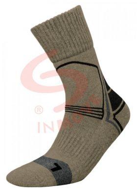 Trekingové ponožky INMOVE Treking Deodorant