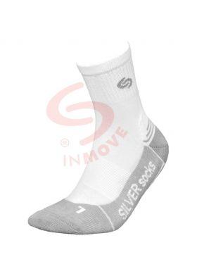 Atletické ponožky se stříbrem INMOVE Athletic Silver Deodorant
