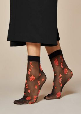 Silonkové ponožky FIORE Ciambelle 20DEN