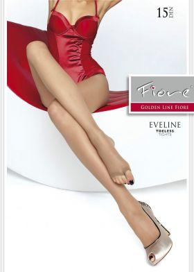 Bezprsté silonky FIORE Eveline