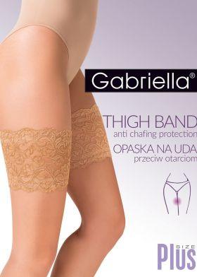 Podväzky proti treniu stehien GABRIELLA Thigh band
