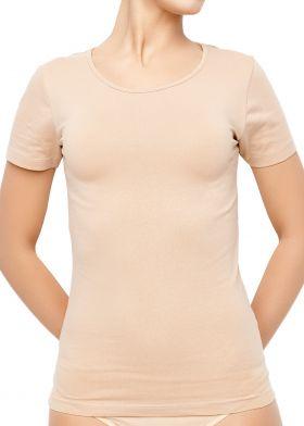 Dámske bavlnené tričko ROSSLI LVB-099