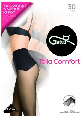 Formující silonky GATTA Talia Comfort 30DEN