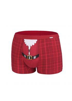 Vánoční boxerky CORNETTE Belt 047/50