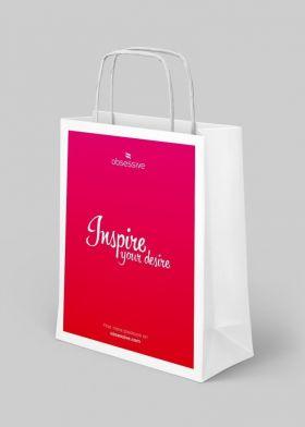 Papírová taška OBSESSIVE EL1