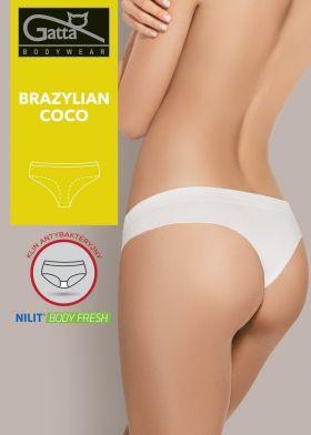 Brazilské kalhotky GATTA Brazylian Coco