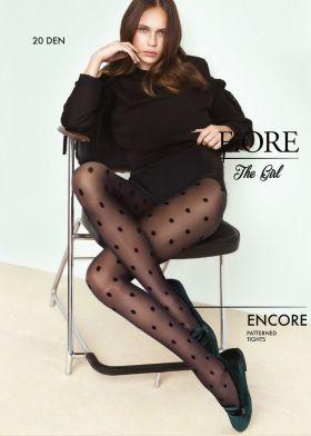 Dámské silonky FIORE Encore 20DEN