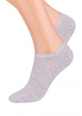 Nízke ponožky STEVEN art.007 Invisible