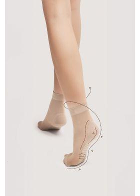 Silonkové ponožky FIORE Massage M 1100 20 DEN