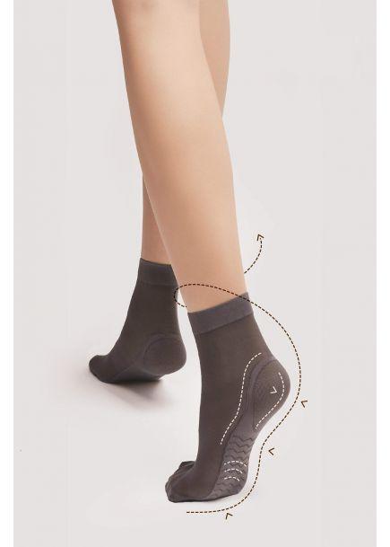 Silonkové ponožky FIORE Massage M 1101 40 DEN