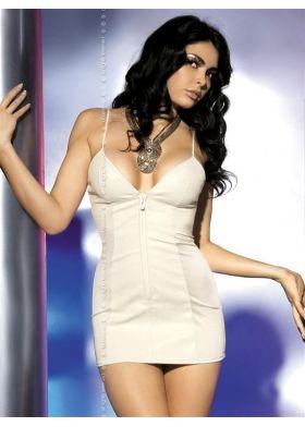 Košieľka OBSESSIVE Ivory dress