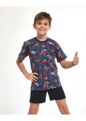 Chlapčenské pyžamo CORNETTE 334/86 Watermelon 3