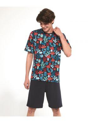Chlapčenské pyžamo CORNETTE 265/33 Cactus