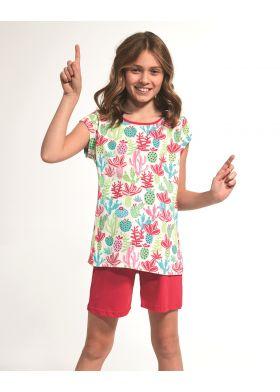 Dievčenské pyžamo CORNETTE 357/79 Cactus