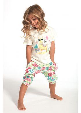 Pyžamo pre dievčatká CORNETTE 480/81 Hola