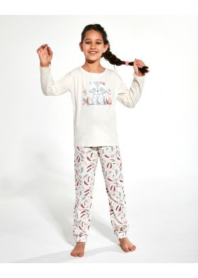 Dievčenské pyžamo CORNETTE 973/125 Raccon