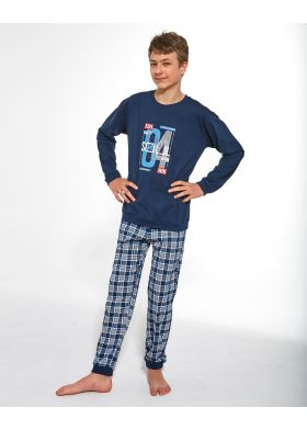 Dětské pyžamo CORNETTE 967/38 Soul pro chlapce
